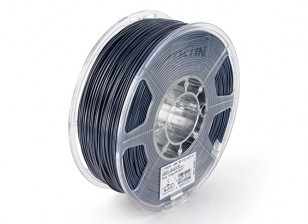 ESUN 3D Printer Filament Grey 1.75mm ABS 1KG Roll
