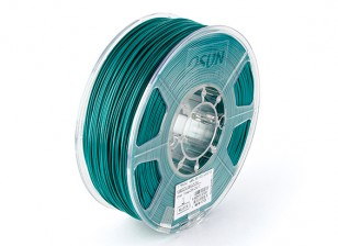 ESUN 3D Printer Filament Green 1.75mm ABS 1KG Roll