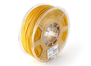 ESUN 3D Printer Filament Gold 1.75mm ABS 1KG Roll