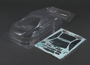 RiDE ML-EVO X  for 225mm wheelbase M-Chassis - Clear