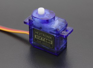 HXT500 Micro Servo 0.8kg / 0.07sec / 6.2g