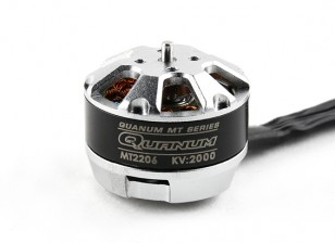 Quanum MT Series 2206 2000KV Brushless Multirotor Motor Built by DYS