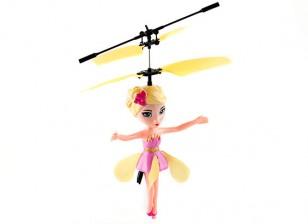 Co-Axial Flying Fairy w/Altitude Sensor (Yellow)