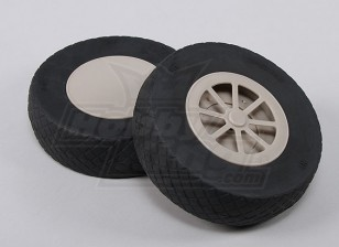Scale Air Wheels 152mm (6inch) (Split Hub) (2pcs/Set)