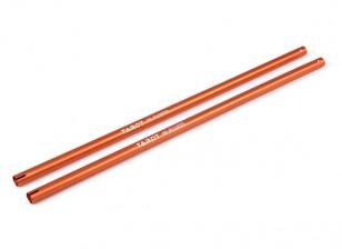 Tarot 480 Tail Boom - Orange (TL48002-02) (2pcs)