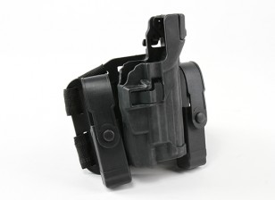 Emerson BH style LEVEL 3 Weapon Light Holster set (P226, Black)