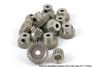 Revolution Design Ultra Aluminum 48 Pitch Pinion Gear 22T (1 Piece)