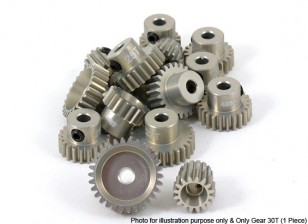 Revolution Design Ultra Aluminum 48 Pitch Pinion Gear 30T (1 Piece)