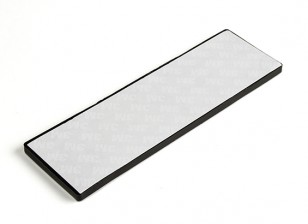 Vibration Absorption Sheet 145x45x3.3mm (Black)
