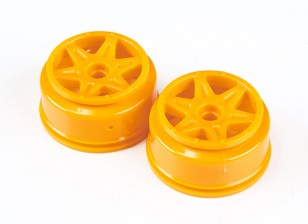 H-King Sand Storm 1/12 2WD Desert Buggy - Front Wheel (2pcs)