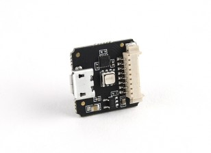 External USB and LED Board for Pixhawk