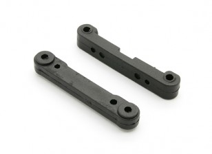 Front Arm Mount Set (2pcs) - BSR Racing BZ-444 1/10 4WD Racing Buggy
