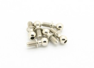 Short Ball Stud (6pcs) - BSR Racing BZ-444 1/10 4WD Racing Buggy