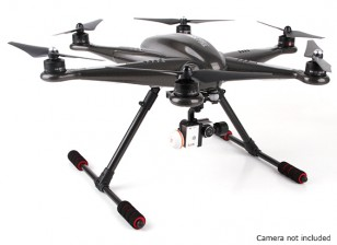Walkera Tali H500 GPS Hexacopter with 3-Axis Gimbal and Battery (PNF)