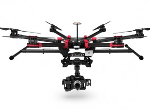 DJI S900 Spreading Wings w/Zenmuse Z15-GH4 Gimbal and A2 Flight Control System Combo