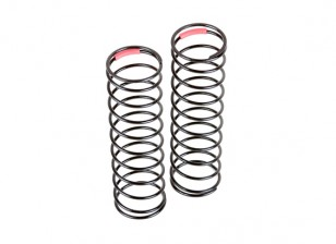 VBC Racing Firebolt DM - Rear Spring Medium - Red (2pcs)