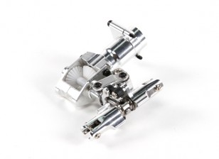 Assault 450L Flybarless 3D Helicopter Complete CNC Tail Rotor Gearbox Assembly
