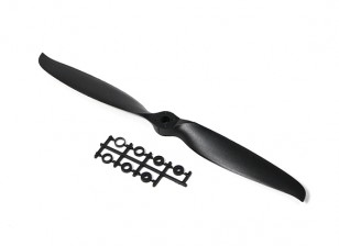 TGS Precision Sport Propeller 11x5.5 Black (1pc)
