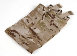 SWAT Cordura drop magazine pouch (MultiCam Arid)