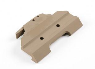 Aim-O 12033 Quick Release Mount for ACOG (Dark Earth)