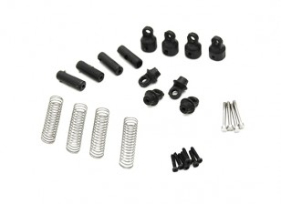 Full Shock Set - OH35P01 1/35 Rock Crawler Kit
