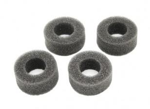 Tire Inserts (4pcs) - OH35P01 1/35 Rock Crawler Kit