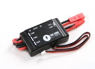 TBS CORE P&P25 OSD/Power Module