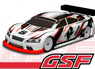 BLITZ GSF Race Body (190mm) (0.8mm)