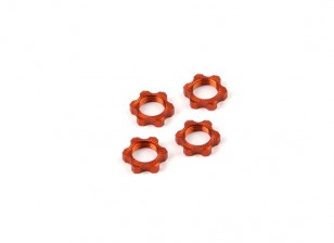 BSR Berserker 1/8 Electric Truggy - Wheel Hex Nuts (4pcs) 815181