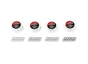 TrackStar Pro Shim Set - Inner 5mm (10pcs)