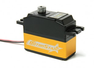 RotorStar™ RS-3878MGT Digital Helicopter DS/MG Servo 25T 6.8kg / 0.12sec / 58g