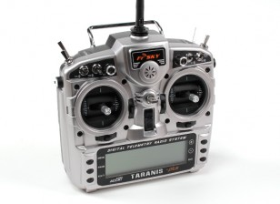 FrSky 2.4GHz ACCST TARANIS X9D/X8R PLUS Telemetry Radio System (Mode 1) (EU)