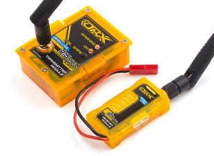 Orange RX OpenLRSng 915MHz with Bluetooth TX Module And Receiver Combo (JR Pin configuration)