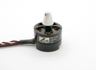 Black Widow 2206 2000KV With Built-In ESC CW