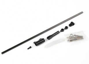 HydroPro Affinity RG65 Racing Yacht - Main Boom Metal Kicker Assy and Fittings