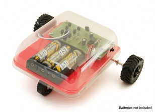 EK3600 IR Control Car Robot Kit