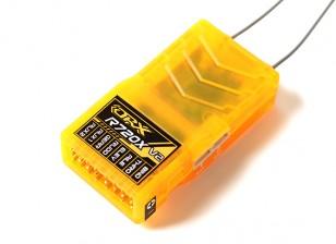 OrangeRx R720X V2 7Ch 2.4GHz DSM2/DSMX Comp Full Range Rx w/Sat, Div Ant, F/Safe & SBUS