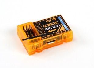OrangeRX CF720X Micro 32bit Flight Controller with built in DSM Compatible RX (FC and RX)