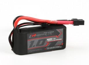 Turnigy Graphene 1000mAh 2S 65C LiPo Pack w/ XT60