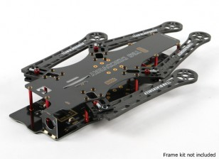 TBS Discovery Upgrade -  Carbon Fiber Folding Arms (Standard Height Version)