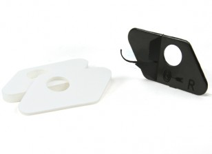 Plastic Arrow Rest R/H