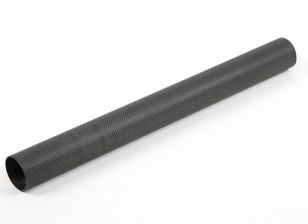 Carbon Fiber Round Tube 500x50x47mm