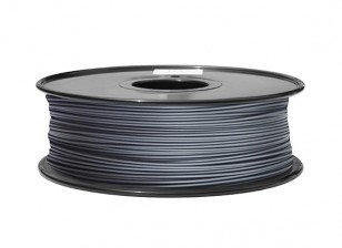 HobbyKing 3D Printer Filament 1.75mm Metal Composite 0.5KG Spool (Aluminum)