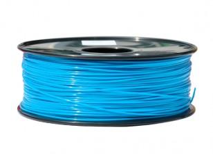 HobbyKing 3D Printer Filament 1.75mm PLA 1KG Spool (Aqua)