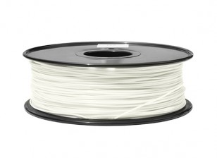 HobbyKing 3D Printer Filament 1.75mm ABS 1KG Spool (Glow in the Dark - Green)