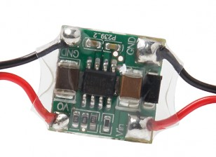 HobbyKing™ Micro BEC 3A/5v (Switch Mode)