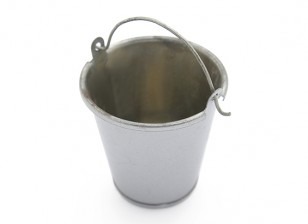 1/10 Scale Metal Bucket