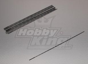 Metal Push Rods M2.2xL300 (10pcs/set)