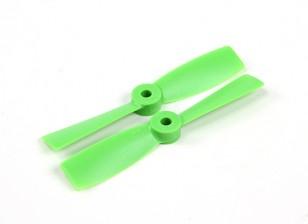 HobbyKing 4050 Bullnose PC Propellers (CW/CCW) Green (1 pair)