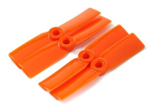 DYS T3030-O 3x3 CW/CCW (pair) - 2 pairs/pack Orange
